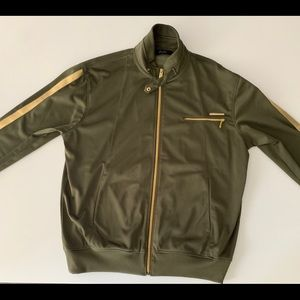 Sean John zip up track jacket